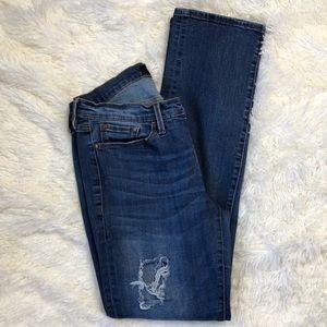 Buffalo distressed straight  jeans SZ 29